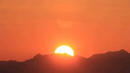 知床半島からの日の出 Footage