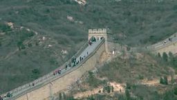 Great Wall Stock Video Footage