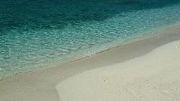 大村海岸のビーチ Stock Video Footage