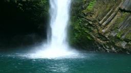 Joren waterfall Stock Video Footage