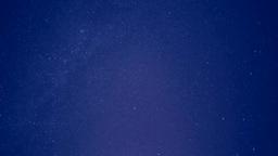 北極星と星空 Stock Video Footage