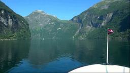Geirangerfjord Footage