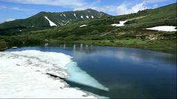 当麻岳と鏡池 Footage