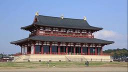 Primary Taikyokuden of Heijo-kyo Footage