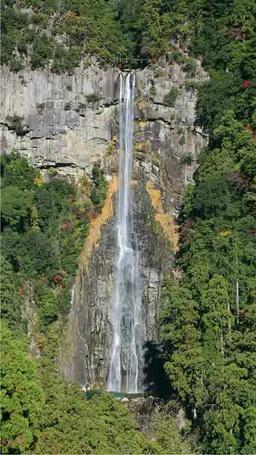 紅葉の那智の滝 Footage