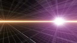スピード感のある空間と変化する光 Footage