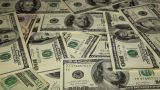 Dollar Background, Timelapse stock footage