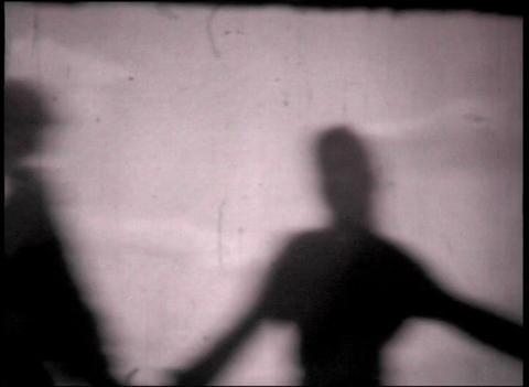 Round dance USSR 8mm Footage