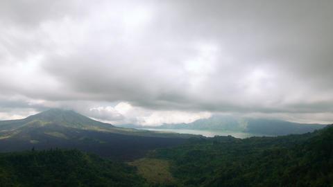 Volcano timelapse 2 Stock Video Footage