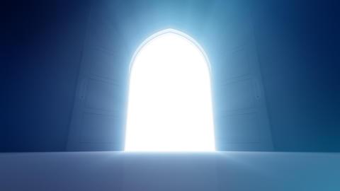 Door Opening CD M1 In HD Stock Video Footage