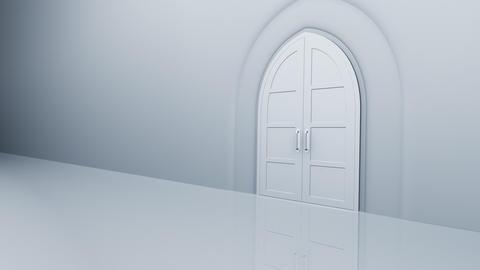 Door Opening CW R1 Fix HD Stock Video Footage
