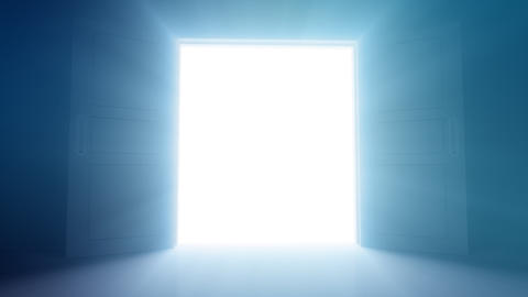 Door Opening DD L1 In HD Stock Video Footage