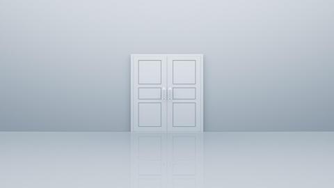 Door Opening DW F1 Fix HD Stock Video Footage