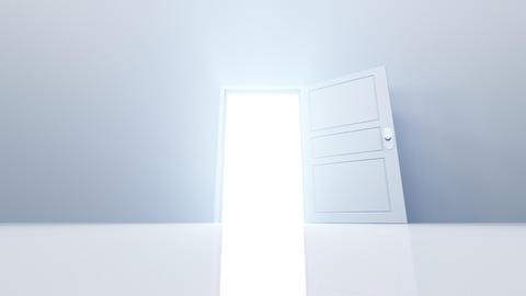 Door Opening SW M1 In HD Stock Video Footage