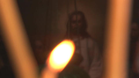 candle 9 Footage