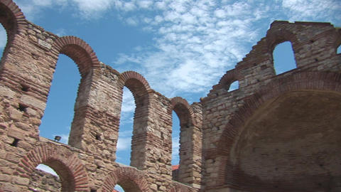 nessebar church 9 Footage