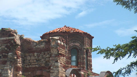 nessebar church 11 Footage