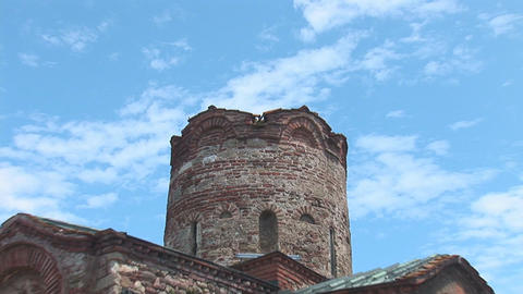 nessebar church 15 Footage