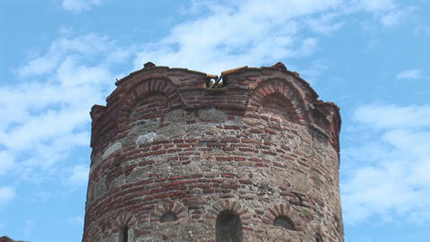 nessebar church 15 Stock Video Footage