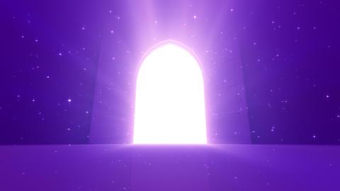 Door Opening CD M1 In2 HD Stock Video Footage