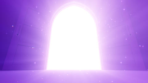 Door Opening CD M1 In2 HD Animation