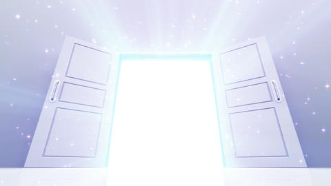 Door Opening DW M1 Fix2 HD Animation