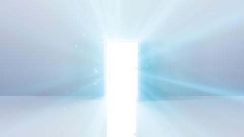 Door Opening SW F1 In2 HD Stock Video Footage