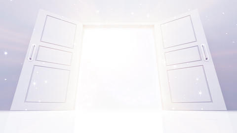 Door Opening Hanabi DW M1 In3 HD Animation