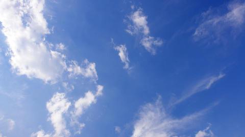 Door Opening Sky CD L1 In3 HD Stock Video Footage