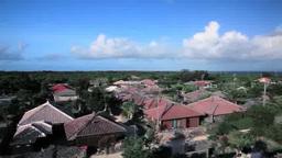 石垣島の民家群 Footage