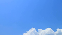 Clouds and blue sky Footage
