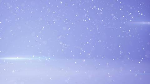 snowfall and light stripes seamless loop animation 4k (4096x2304) Animation