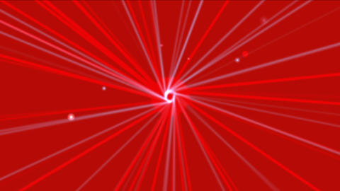 4k Atomic ray laser line dots background,star space tunnel transport energy Footage