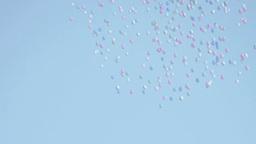 Balloon stock footage