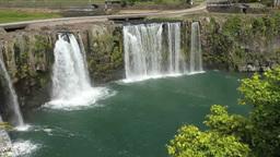 Harajiri no taki waterfall Footage