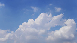 発達する入道雲の微速度撮影 Footage