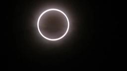 2012年 金環日食 Footage