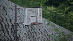 Basketball Hoop Footage