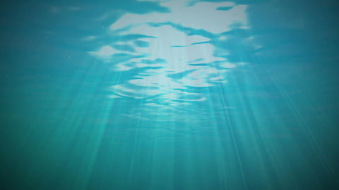 Underwater background 03 Stock Video Footage