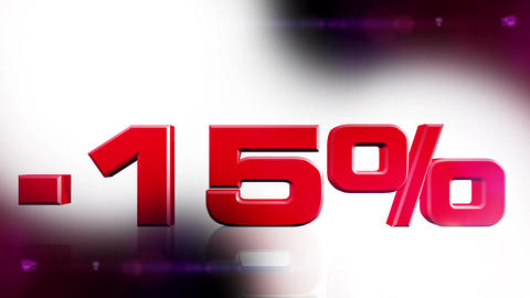 15 percent OFF 01 Stock Video Footage