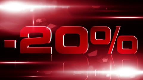 20 percent OFF 03 Stock Video Footage
