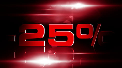 25 percent OFF 03 Stock Video Footage