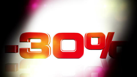 30 percent OFF 01 Stock Video Footage