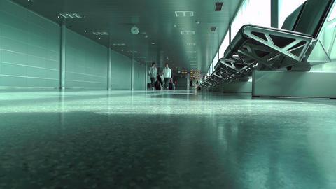 Helsinki Vantaa Airport 02 Stock Video Footage