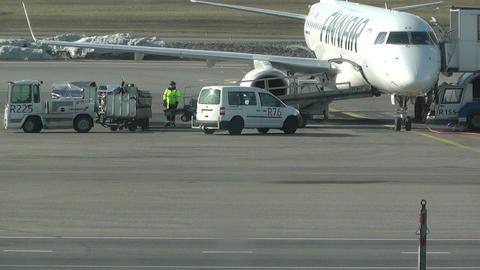 Helsinki Vantaa Airport 26 Footage