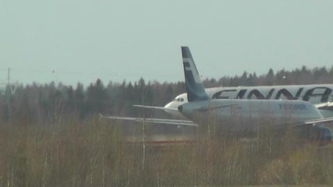 Helsinki Vantaa Airport 32 handheld Footage