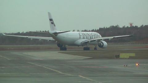 Helsinki Vantaa Airport 34 handheld Footage