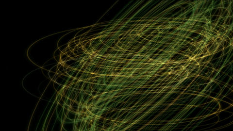 choas metal wire,tech telecommunications material,fiber... Stock Video Footage