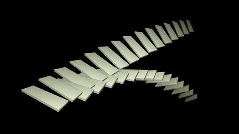 deform square box math geometry array,conveyor belt &... Stock Video Footage