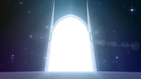 Door Opening CD M1 Fix 5 HD Stock Video Footage